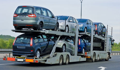 automobile relocation