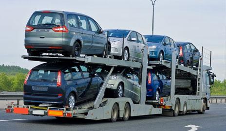 automobile relocation